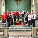 St. Paul's Primary 7 - Leavers' Mass & Pope Francis Awards - 2017 photo album thumbnail 1